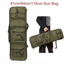 81/94/118 Tactical Nylon Gun Bag Army Military Hunting Accessories Outdoor Airsoft Rifle Case Carry Protection Backpack