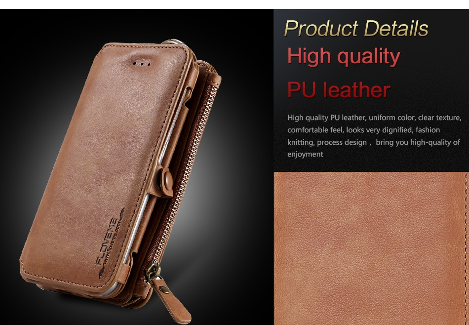 Retro Leather Wallet Case For Samsung Galaxy Note 7Note5Note 3Note 4 S7S6S6 Edge Plus Cover FlipCard Holder Capa Phone Bag (3)