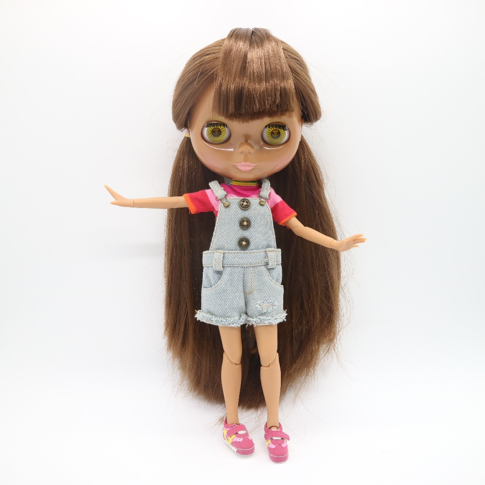 joint body doll Nude blyth Doll, Factory doll,Suitable For
