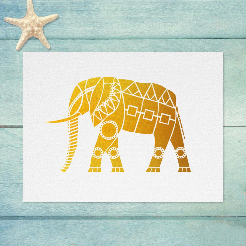Promoção de Pintura Do Elefante - disconto promocional em ...
