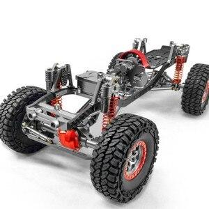 1:10 RC crawler metal chassis