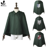 Attack On Titan Cloak Halloween Cosplay Cloak Rival Ackerman Cosplay Shingeki No Kyojin Cosplay Attack On