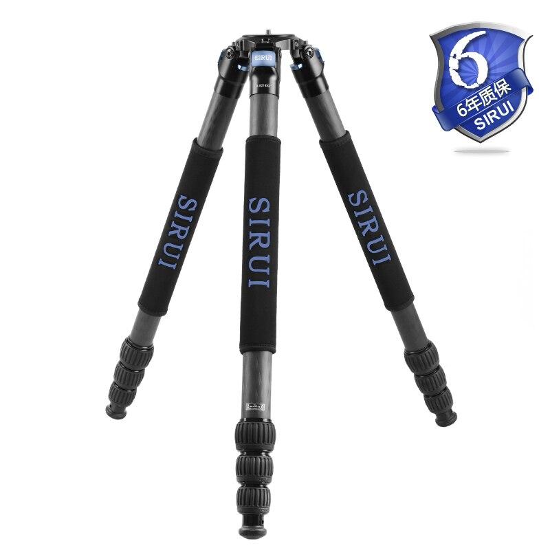 Sirui R5214XL Carbon fiber camera tripod Light weight Sirui R-5214XL portable tripod professional camera qzsd q999c carbon fiber professional camera tripod monopod stand