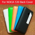 Best quality rear cover for Nokia 530 battery housing door for Microsoft lumia nokia 530 back cover case + 1pcs screen film free