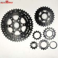 SunRace 10 Speed CSMX3 CSMS3 11-40T 11-42T 11-46T Bicycle Freewheel With Wide Ratio