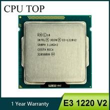 Procesador Intel Xeon E3 1220 V2 3,1 GHz 8MB 4 Core 1333MHz SR0PH LGA1155 CPU