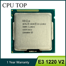 Intel Intel Xeon E3 1220 V2 Processor 3.1GHz 8MB 4 Core 1333MHz SR0PH LGA1155 CPU