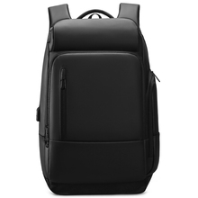 Large Capacity Travel Backpack Men with USB Charging Port Multifunction Backpacks 17 inch Laptop Water Repellent a1755