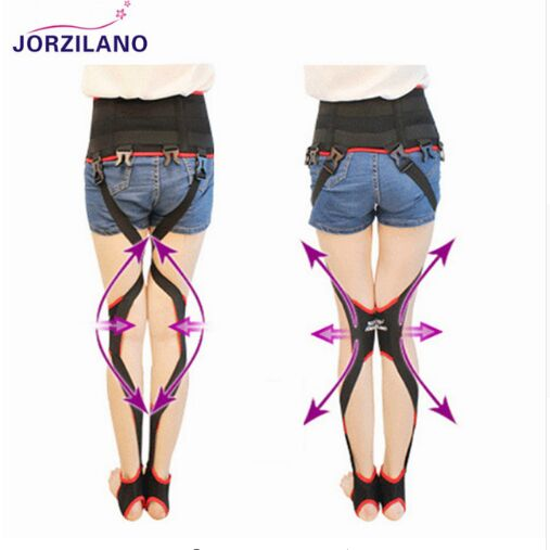 JORZILANO O Form X Form Legs Correction Belt Available All Day Corrective Leg Correct Belts Foot Care Tools M/ L For Men Women