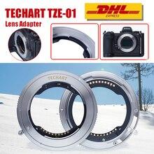 TECHART TZE 01 For Sony FE Lens Mount for Nikon Tamron Sigma F Mount Lens To nikon Z6 Z7 Mount Camera Lens Adapter Auto Focus