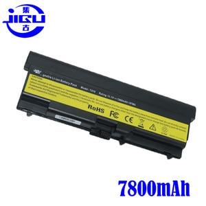 Image 4 - Jigu 9 Cellen Laptop Batterij Voor Lenovo Thinkpad L421 L510 L512 L520 SL410 SL510 T410 T410i T420 T510 T510i T520 t520i W510 W520