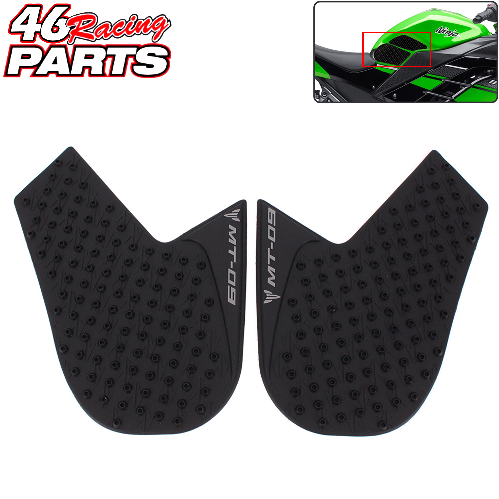 CK CATTLE KING Motorcycle tank pad/grips protector sticker /Protective Pad For Yamaha MT09 MT 09 MT-09 /FZ-09 2014 2015 2016