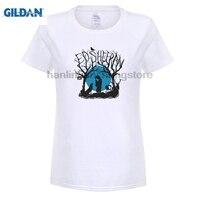 GILDAN Ed Sheeran 'Woodland Concerto' T-Shirt-NUOVO E ORIGINALE donne Stampa O Collo Shirt T Shirt per le donne