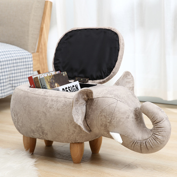 15%,Hot Sale The Elephant Foot Wooden Stool Sitting  1