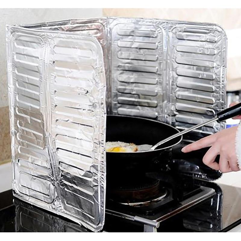 2018 Kochen Braten Öl Splash Screen Cover Anti Splatter Shield Guard Küche
