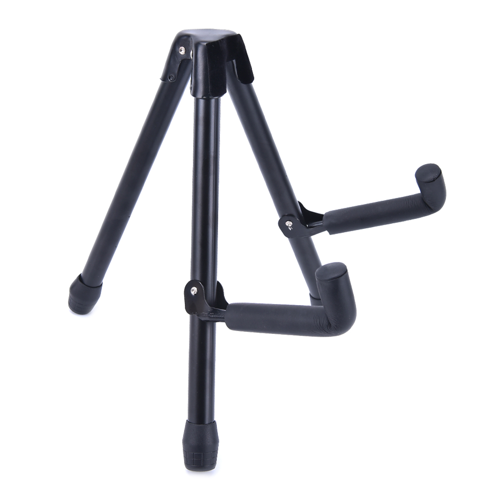 guitar stand support ukulele steel stand holder hangers accessories adjustable guitar musical. Black Bedroom Furniture Sets. Home Design Ideas