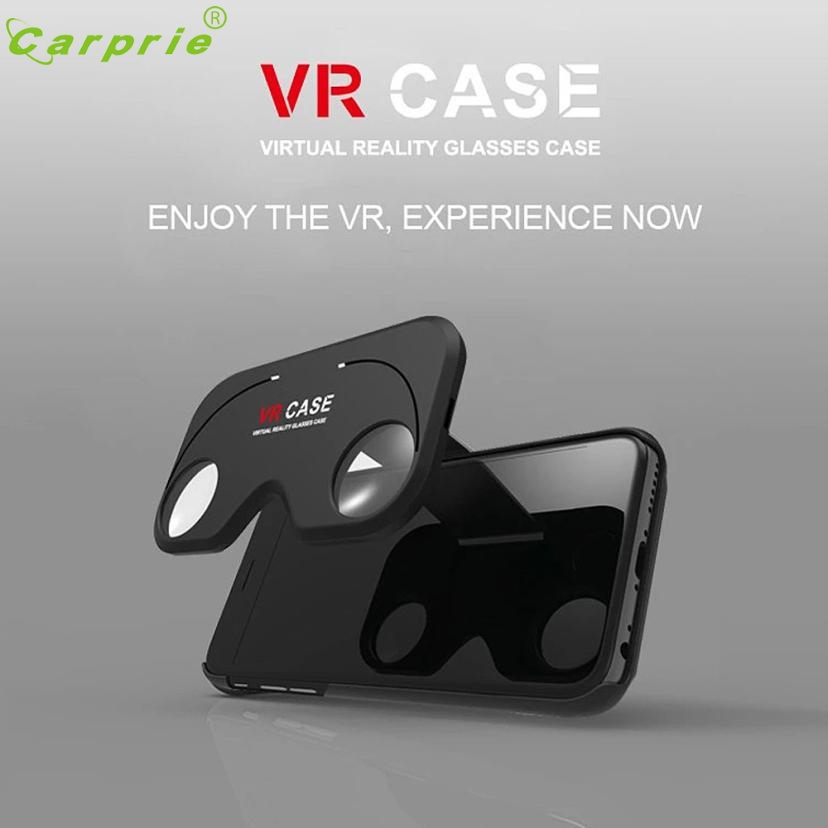 2016 New Portable VR Mobile Phone Case Virtual Reality Glasses for iPhone 6S 4.7 Inch
