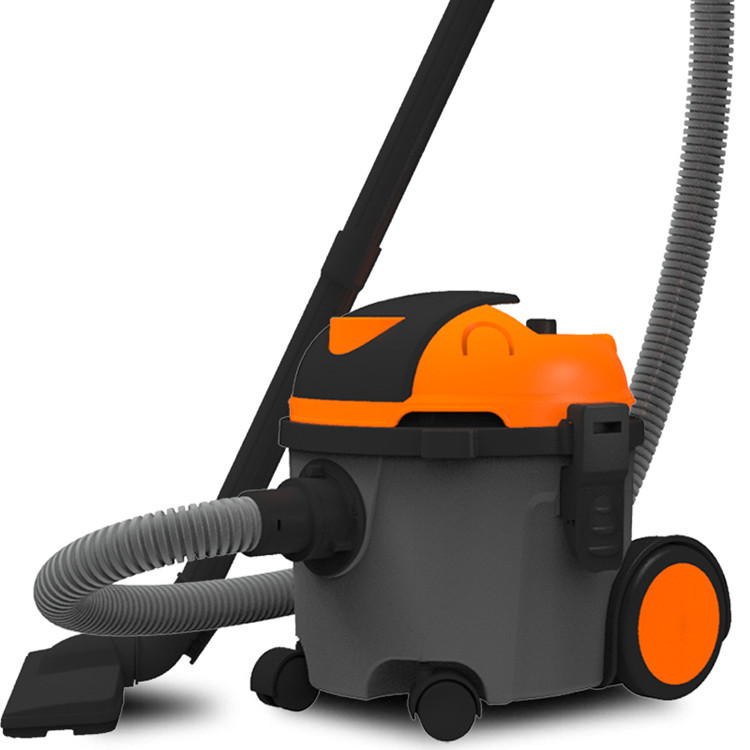 Low Noise Multifunctional Barrel Vacuum Cleaner Powerful Suction Dust Collector,super absorb Mites killing Canister Cleaner