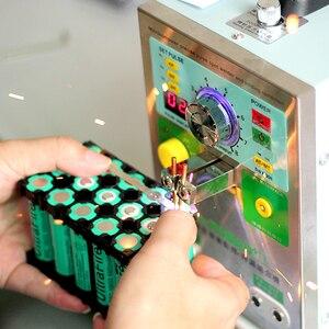 Image 3 - 709AD + 리튬 배터리 유도 자동 스폿 용접 기계 3.2KW 높은 전력 최대 용접 두께 0.35mm 용접 machin