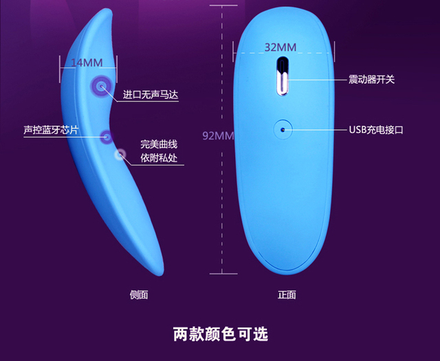 Music Vibrating Panties Wireless Remote Control Bluetooth 2 motor strap on panty G spot clitoris stimulator Vibrators for Women
