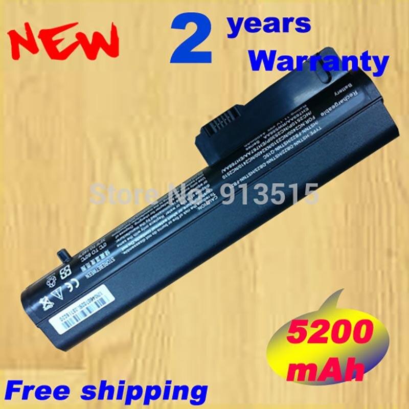 Ноутбук Батарея для HP 2533 т elitebook 2530 P EliteBook 2540 P для HP для Compaq Бизнес Тетрадь 2400 2510 P nc2400 4400 мАч 6 ячеек