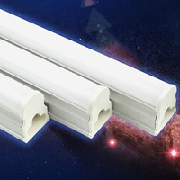 6pcs Lot Led Tube Lights T5 9W 60cm Protective Package Super Brightness Tube Lamp Fluorescent Tubes