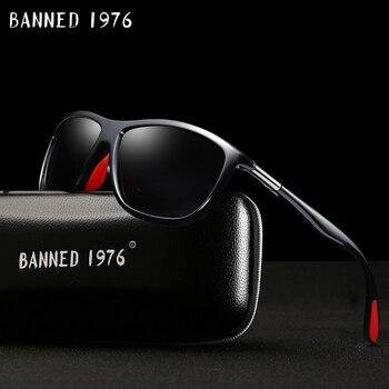 2019 Desain HD Terpolarisasi Kacamata Pria Driver Warna Pria Vintage Berjemur Kacamata untuk Pria Wanita Cermin Musim Panas UV400 Oculos