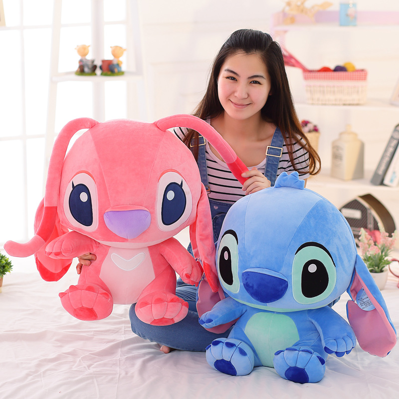 1pc 35/45cm Stitch Lilo & Stitch Plush Toy Doll Children Stuffed Toy For Children Baby Kids Birthday Christmas Gift