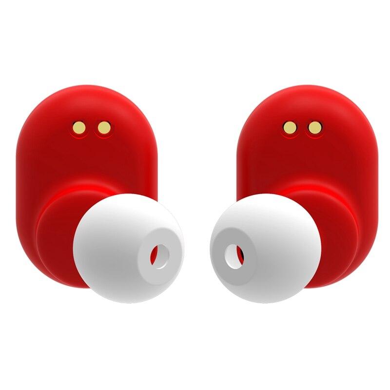 TWS i8 Dual Bluetooth Wireless Earphone Waterproof In-ear Car Bluetooth Earbuds Mini Earphone for Iphone for Smartphones