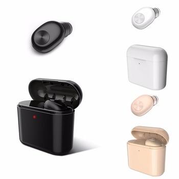 TWS V4.2 Wireless Earphone Bluetooth Earphones Pair In-Ear Music Earbuds Set For Apple iPhone 6 7 Samsung Xiaomi Sony Head Phone sony беспроводные наушники