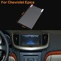 Carro Styling 7 Polegada de Aço da Tela de Navegação GPS Controle de Tela LCD Película Protetora Para Chevrolet Epica Carro Adesivo