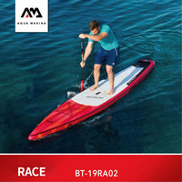 AQUA MARINA RACE SUP Inflatable Surf Board Sup Board Paddleboard Bodyboad Stand Up Paddle Boards Surfingboard 427*69*15cm