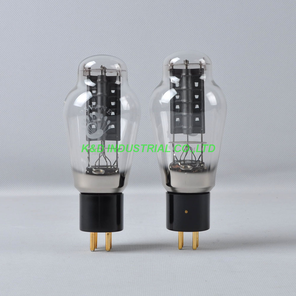 One Matched Pair Psvane Bakelite base Hifi series 300B Vacuum Tubes audio DIY