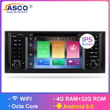 цены на Android 8.0 Car DVD Stereo player Multimedia Headunit For BMW/E39/X5/E53 2000-2006 Auto Radio GPS Navigation Video Audio  в интернет-магазинах