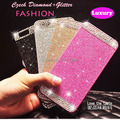 Luxo Diamante rhinestone bling flash giltter rígido PC de volta Caso de plástico capa para o iPhone Da Apple 5 5S 4S 4 Capa Fundas Carcasa