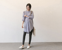 Maternal Long Sleeve Pregnancy Clothes Mother Top Maternity Tops Blouse Clothes Pregnant t shirts Womens Large Size Dress