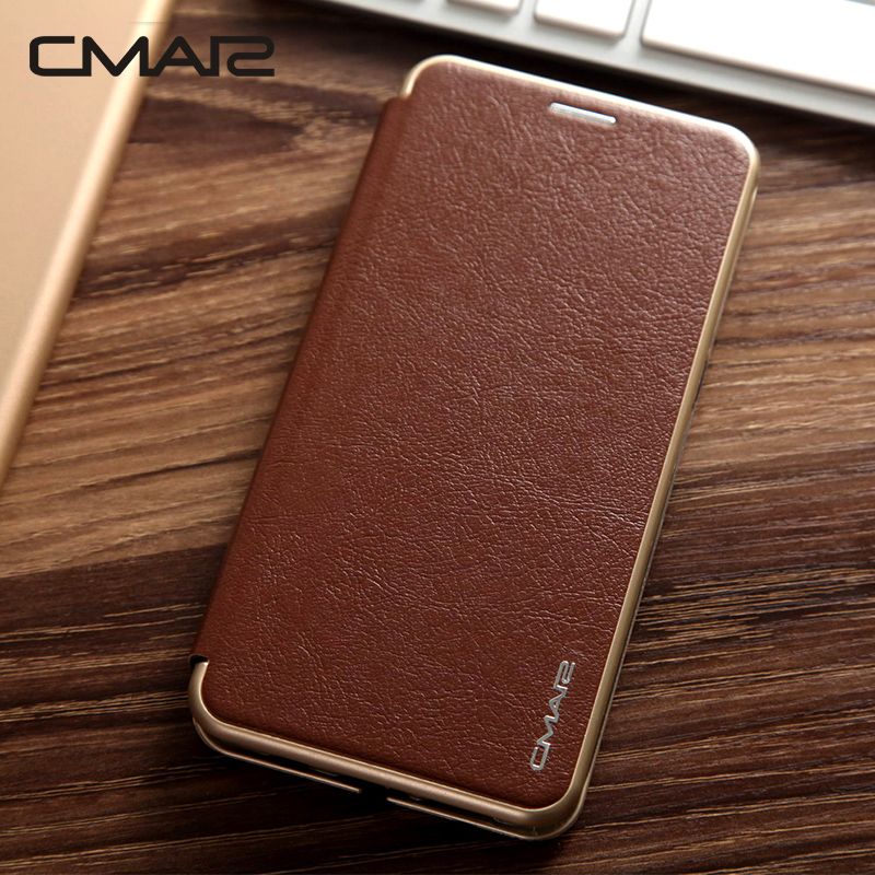 Note 9 Magnetisk Flip Leather Wallet Case Cover För Samsung Galaxy S9 S8 plus S7 S7edge Note 8 Väska med telefonstativhållare