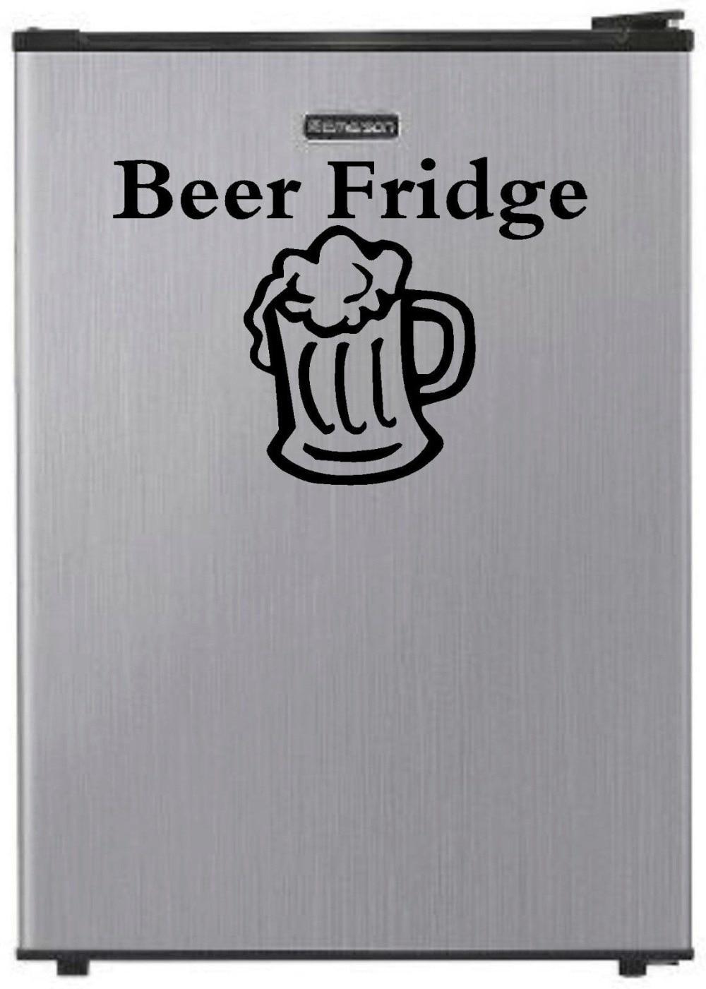 Fridge Stickers Online Buy Wholesale Beer Fridge Sticker From China Beer Fridge
