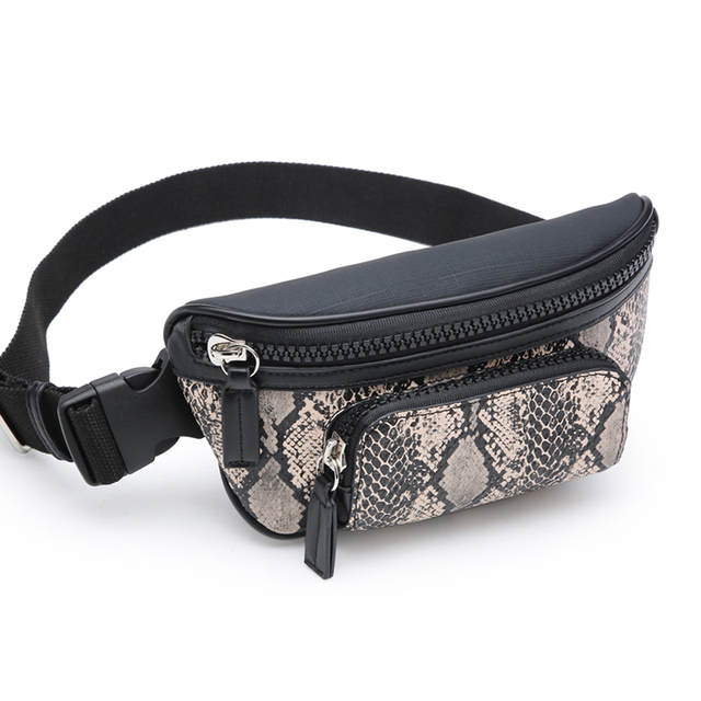 Annmouler Women Waist Bag...