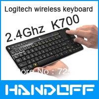 b19edd04a3d Brand New Logitech K700 Wireless Keyboard HTPC 2.4Ghz Controller for Logitech  Smart TV and Google