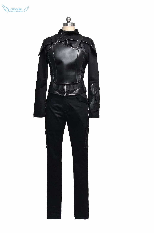 Высокое качество Голодные игры Китнисс Эвердин Хоббит тауриэль форма Косплэй костюм, идеальный для вас!