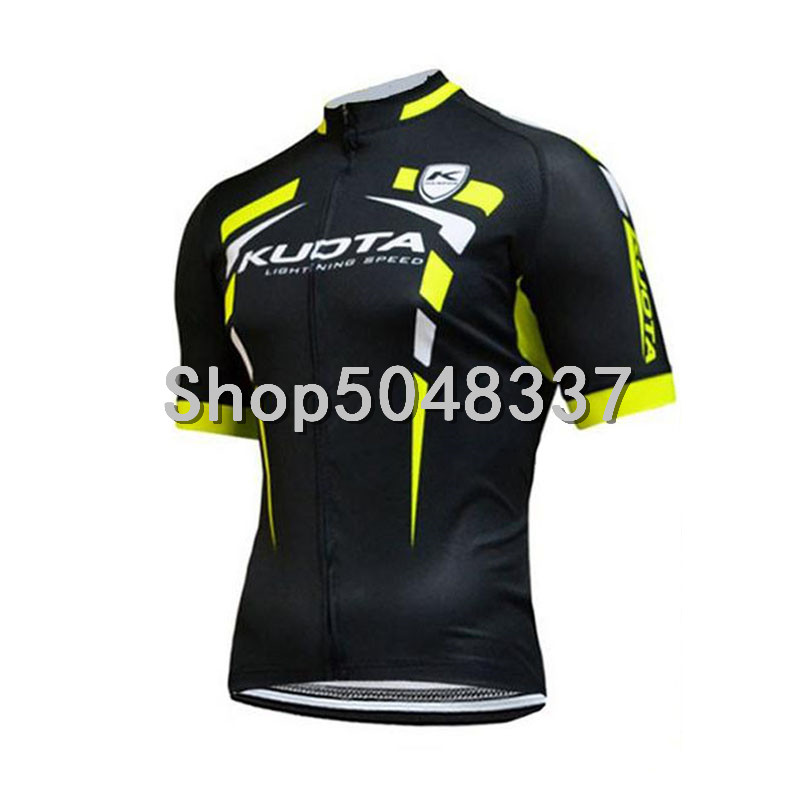 KUOTA 2019 The New outdoor Cycling Jerseys Quick dry Breathable MTB Bike jersey  Cycling only jersey Ropa ciclismo hombre(China)