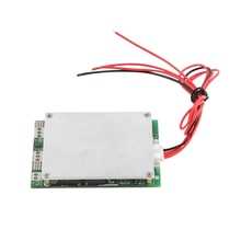 3S 100A 12V Li-Ion Lithium Battery Bms Inverter Ups Battery Box Energy Storage Protection Board With Balancing Function