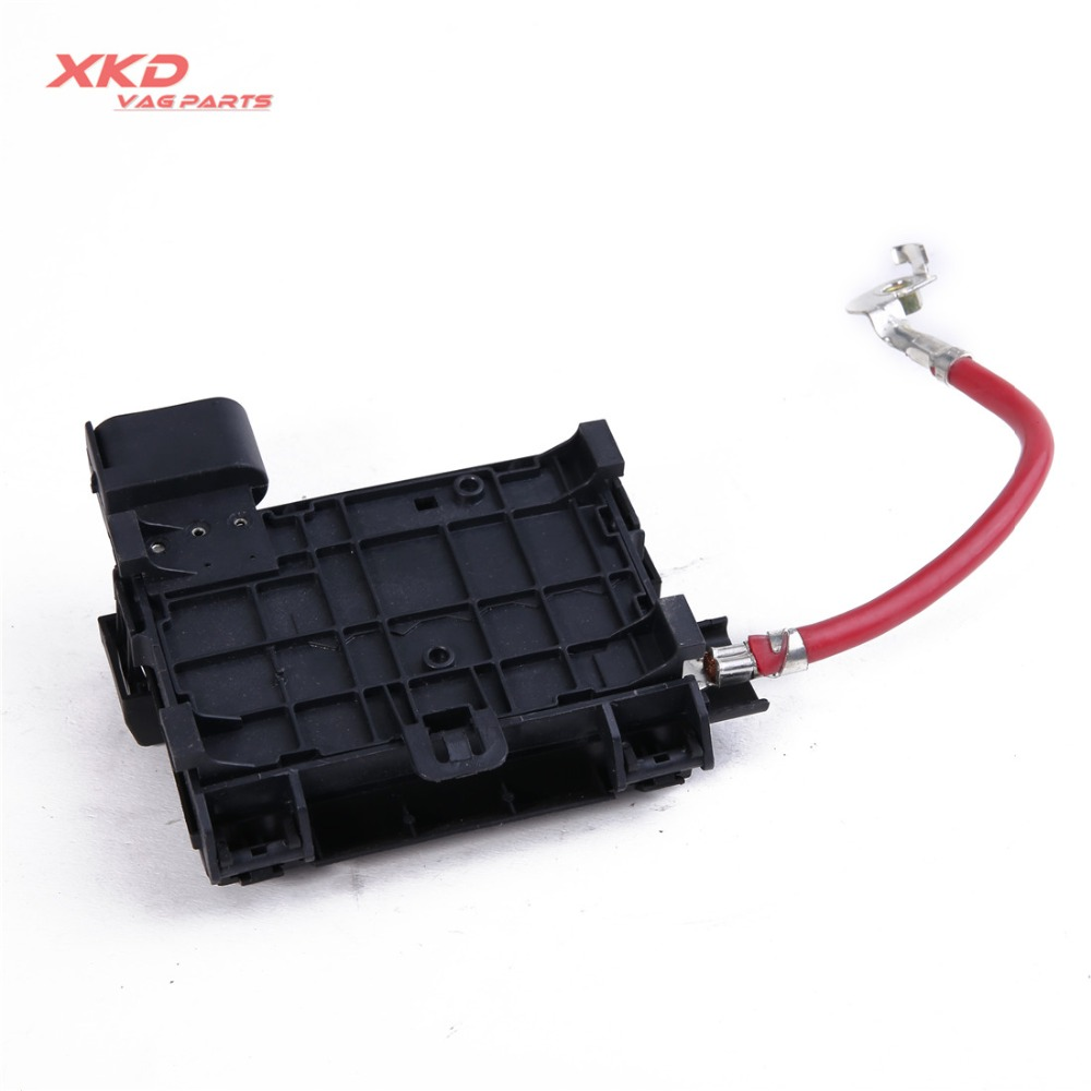 Fuse Box Battery Terminal Fit For Vw Jetta Golf Mk4 Beetle 20 19 Skoda Octavia 1 9tdi 19tdi 1j0937617d 1j0937550ab In Fuses From Automobiles Motorcycles On