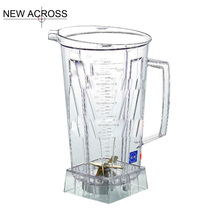 Gohide 1pcs Plastic Sand Ice Machine Cup No.St-987 Sand Ice Machine Cup Knife No.987 Fib Machine Cup with Knife Blade