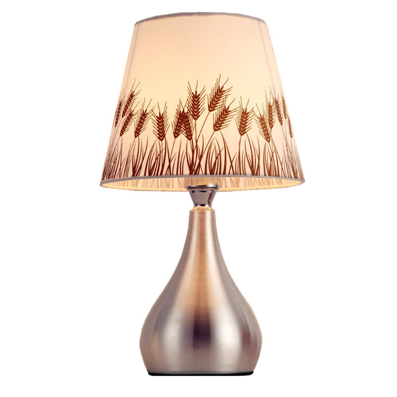 creative simple Table lamps bedroom bedside modern European style living room warm bed headlights desk lamps ZA ZL516 tiffany european creative table lights countryside bedroom bedside study room living room cafe bar hotel wedding table lamps