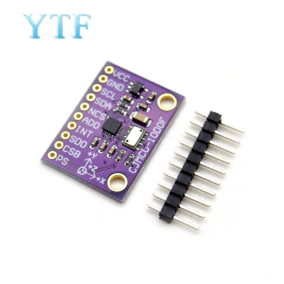 MPU9250/MS5611 CJMCU-117 High Precision 9 Axis 10DOF Attitude Module SPI/IIC Communication