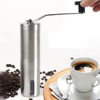Stainless Steel Portable Handheld Coffee Grinder Professional Grade Perfect Manual Coffee Grinder for Espresso Spice Herb