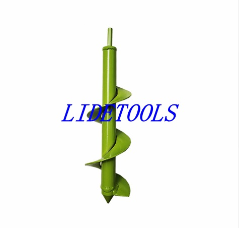 2019 New Model Diameter 80mm,30CM Long Flower Bulb Drill Planter, Garden Drill , Auger Drill bits for Electric drill use