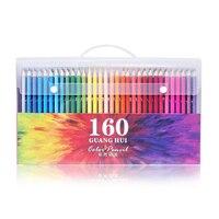 Brutfuner160 цветной карандаш жирный неводорастворимый цвет свинец комиксов граффити цвет свинец